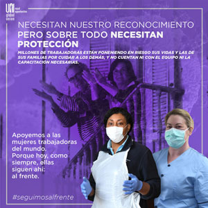 Poster - They need protected - en español